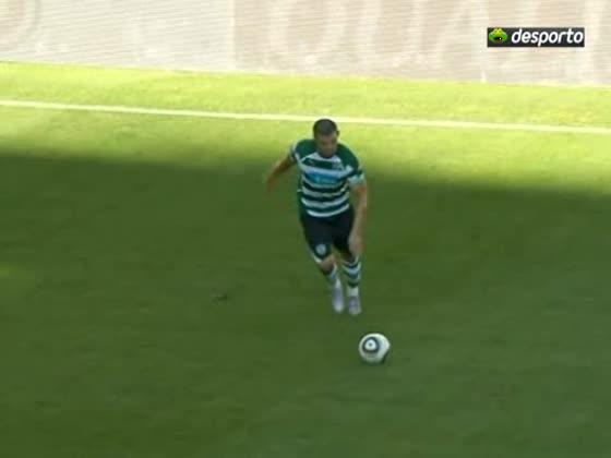 02J :: Sporting - 1 x Maritimo - 0 de 2010/2011