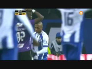 Porto 4-0 Setúbal - Gól de Y. Brahimi (88min)