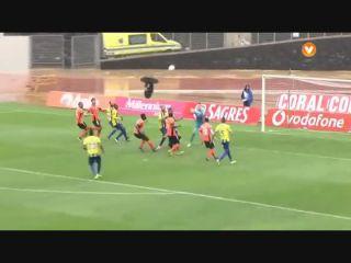 União Madeira 3-4 Paços de Ferreira - Golo de Minhoca (47min)