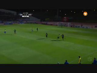 União Madeira 3-1 Académica - Golo de Élio Martins (62min)