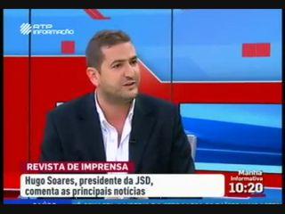 Hugo Soares - Revista de Imprensa