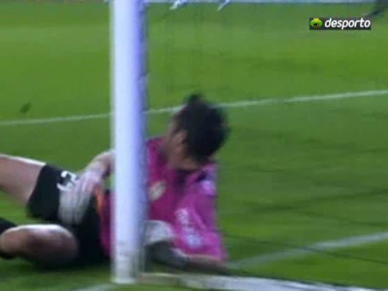 07J :: Beira Mar - 1 x Sporting - 1 de 2010/2011