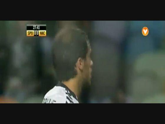 31J :: Sporting - 2 x Nacional Madeira - 0 de 2014/2015