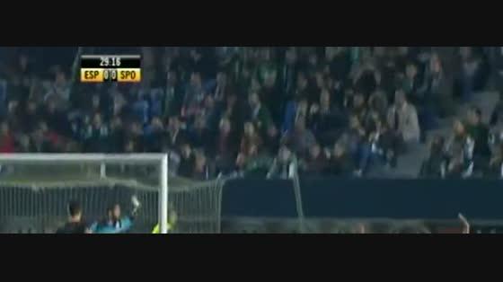 Sp. Espinho - 0  x Sporting - 5 de 2014/2015 4 Elim Taça de Portugal