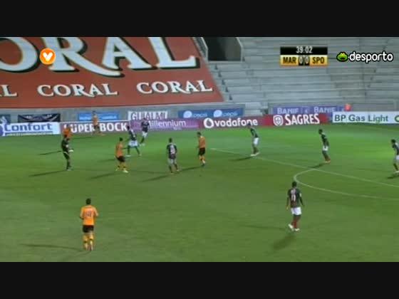 03J :: Maritimo - 1 x Sporting - 1 de 2012/2013