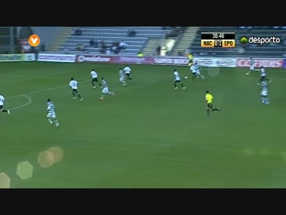 27J :: Nacional da Madeira - 2 x Sporting - 3 de 2011/2012