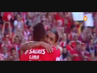 Benfica 4-1 Marítimo - Golo de Lima (59min)