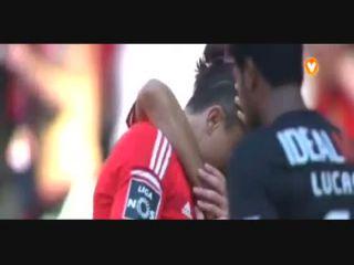 Benfica 5-1 Académica - Golo de L. Fejsa (84min)