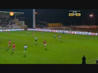 Moreirense Benfica goals and highlights