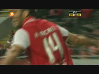 Braga Academica goals and highlights
