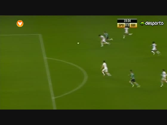 16J :: Sporting - 1 x V. Guimarães - 1 de 2012/2013