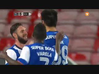 Gil Vicente 0-3 Porto - Golo de Rúben Neves (45+1min)
