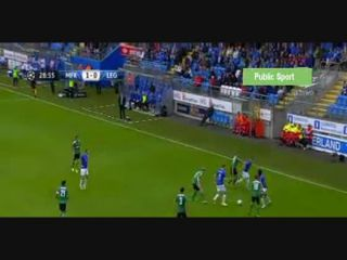 Molde Legia goals and highlights