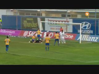 Estoril 1-1 Nacional - Golo de Salvador Agra (54min)