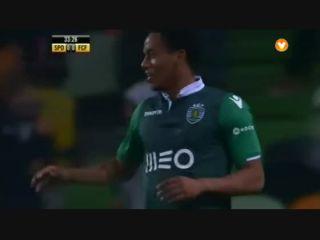 Sporting CP 4-0 Famalicão - Golo de A. Carrillo (33min)