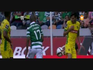 Resumo: Sporting CP 1-1 Paços de Ferreira (22 Agosto 2015)