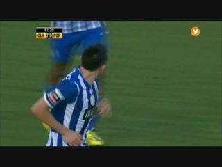 Olhanense 2-1 Porto - Golo de H. Herrera (82min)