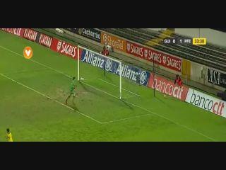 Resumo: Vitória Guimarães 2-2 Paços de Ferreira (3 Janeiro 2017)