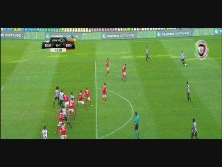 Summary: Boavista 2-1 Benfica (16 September 2017)
