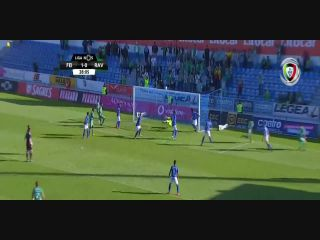 Summary: Feirense 1-0 Rio Ave (21 October 2017)
