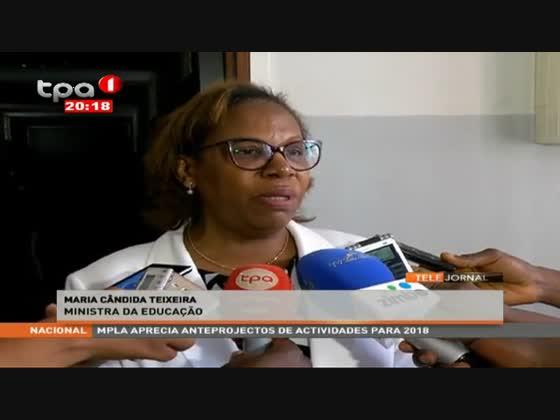 Angola precisa de mais de 20 mil professores