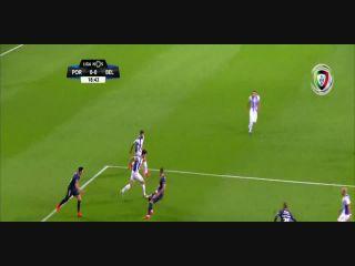 Resumo: Porto 2-0 Belenenses (4 Novembro 2017)