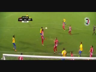 Resumo: Desportivo Aves 1-0 Estoril (30 Abril 2018)