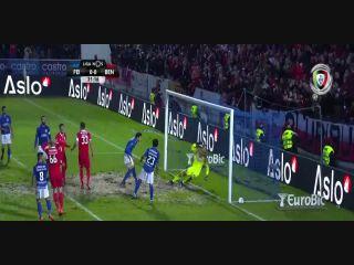 Resumo: Feirense 0-2 Benfica (17 Março 2018)