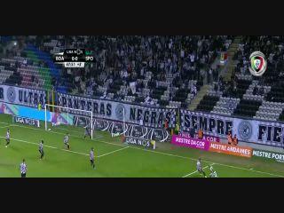 Resumo: Boavista 1-3 Sporting CP (9 Dezembro 2017)