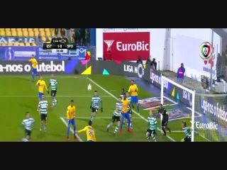 Resumo: Estoril 2-0 Sporting CP (4 Fevereiro 2018)