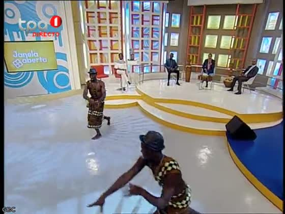 "Grupo de dança DDF ""Luanda"""