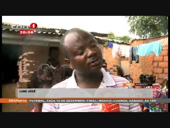 Ministra da saúde avalia situação no hospital de Cafunfo