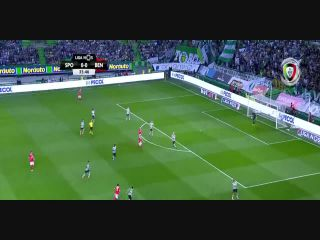 Summary: Sporting CP 0-0 Benfica (5 May 2018)