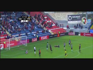 Chaves 2-1 Portimonense - Golo de Pedro Tiba (67min)