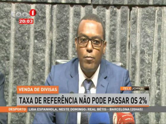 Divisas - Taxa de referência não pode passar 0s 2%