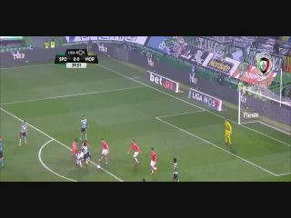 Summary: Sporting CP 1-0 Moreirense (26 February 2018)