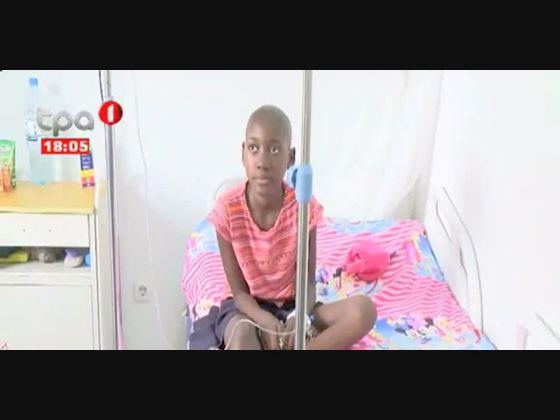 Cancro Infantil - Mais de 100 casos diagnosticados todos os anos