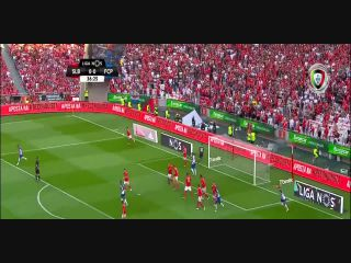 Resumo: Benfica 1-0 Porto ()
