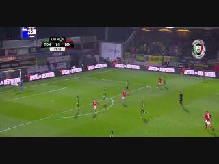 Resumo: Tondela 1-3 Benfica (11 Novembro 2018)