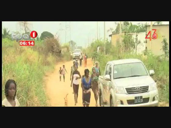 Vandalismo da rede eléctrica termina em morte de um cidadão em Cabinda